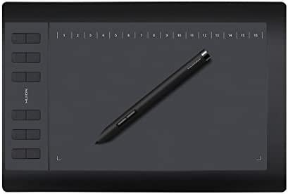 HUION Tableta Grafica 1060 Plus (reacondicionada)