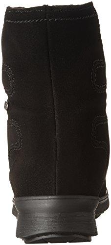 Pajar Women's Black Boots Snow Suede Ziggy zZU6xwz