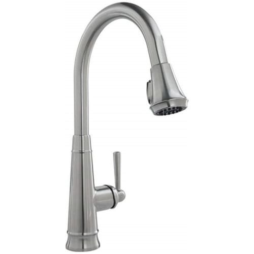 Mirabelle MIRXCHA101 Hartfield Pullout Spray Kitchen Faucet with Magnetic Dockin, Stainless Steel by Mirabelle