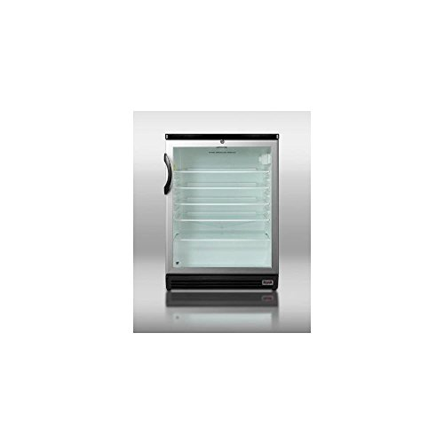 Summit SCR600BLPUB Beverage Refrigeration Glass product image
