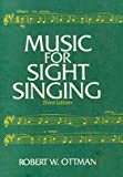 Music for Sightsinging, Robert W. Ottman, 0131517341