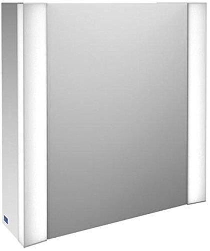 Villeroy + Boch SPS My View - Spiegelschränke A39560 600x616x170 Weiß Matt, A39560MS