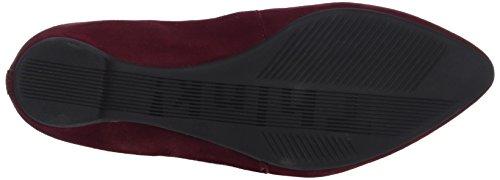 Think Imma, Zapatos de Tacón para Mujer Rojo (Cranberry 73)