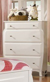 Roxana Chest in White by Furniture of America by Furniture of America