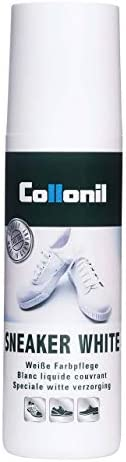 Collonil Shoe Leather and Textile Whitener Sneaker White 100 ml