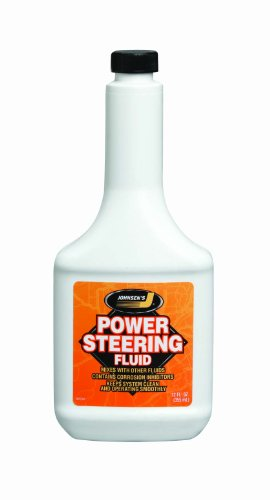 Johnsen's 2812 Regular Power Steering Fluid - 12