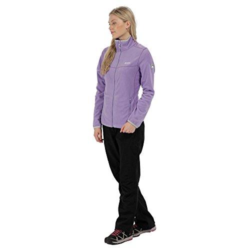 Women's Floreo Jacket II Regatta Paislypurple Fleece dCwqWHR