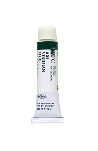 Holbein Artists Watercolor Viridian Hue 5ml