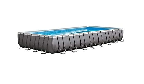 Intex - Piscina Desmontable Ultra Frame 975x488x132 cm - 54.368 ...