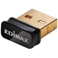 EDIMAX EW-7811UN Wireless USB Adapter, 150 Mbit/s, IEEE802.11b/g/n