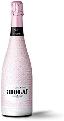 CAVA HOLA BARCELONA BRUT PINK caja 6 botellas: Amazon.es: Alimentación y bebidas