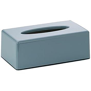 kela Kosmetiktuch-Box Panno aus Kunststoff in wei/ß Plastik 25.5 x 14 x 9 cm