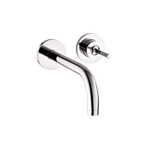 - AXOR AXOR Uno  Modern 1-Handle  4-inch Tall Bathroom Sink Faucet in Chrome, 38118001