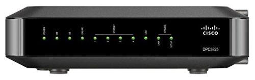 W superbly Amazon.com: Cisco Model DPC3825 8x4 DOCSIS 3.0 Wireless OO81