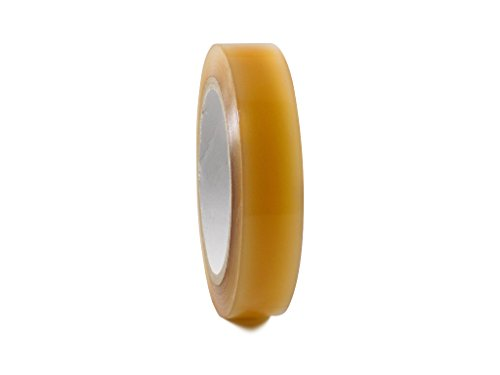 Yds Clear Tape - GGR Supplies T.R.U. CVT-536 Clear Vinyl Pinstriping Dance Floor Tape: 1 in. wide x 36 yds. Several Colors