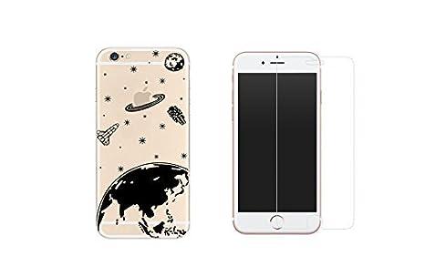 coque iphone 8 plus espace