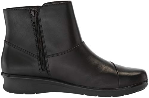 Leather Fashion Hope Women's CLARKS Black Cody Boot t8Y5F
