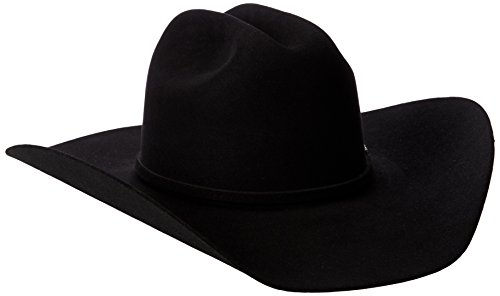 Tony Lama Rodeo 6X Black Cowboy product image