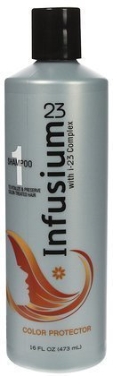 Infusium 23 Color Protector Shampoo, To Vitalize & Preserve Color-Treated Hair, With i-23 Complex, 16 Fl Oz/ 473 mL