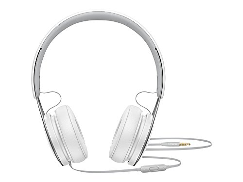 Beats by Dr. Dre EP On-Ear Headphones – White (Renewed)