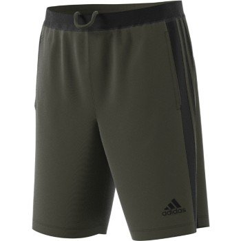 adidas Men's Designed-2-Move 3-Stripe Shorts, Night