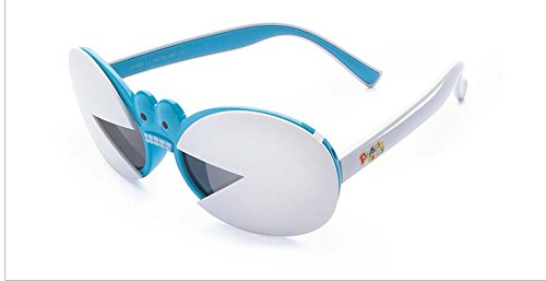 Classic models of children's Sunglasses boy girl child anti ultraviolet polarizing lens ()