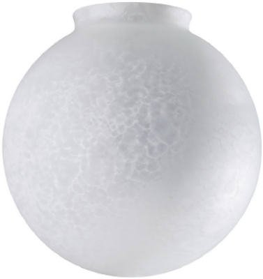 Westinghouse Lighting Corp 6'Cloud Fros Repl Glass (Pac Lamp Replacement Glass - Fro Glass