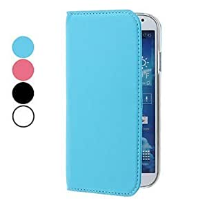 Viesrod Processing time 2 days-Light Surface PU Leather Case with Card Slot for Samsung Galaxy S4 I9500 (Assorted Colors...