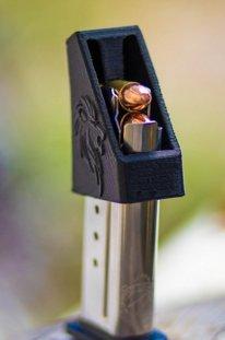 380 Handgun Ammunition (Remington RM380 380 ACP PISTOL Magazine Loader, Fast & Easy Speedloader RAE-718)
