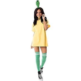 HollyDel - Kit de Accesorios para Disfraz de piña para Mujer ...