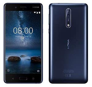 Nokia 8  4GB / 64GB 5.3-inches Dual SIM Factory Unlocked - I