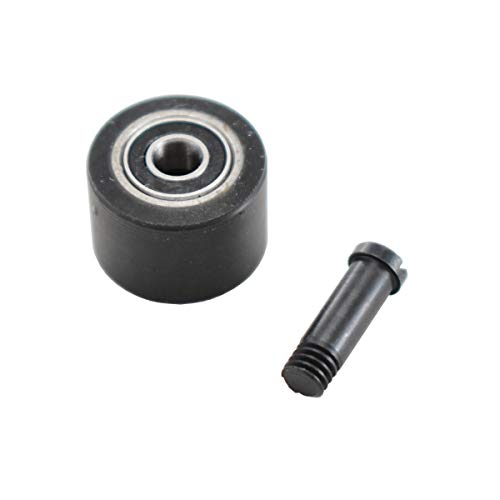(Astro Pneumatic Tool 3037PAR - 3037 Belt Sander Pulley Assembly Replacement - Rubber)