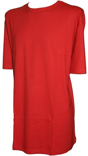 Espionage Herren T-Shirt Rot Flame Red