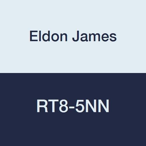 Pack of 10 Eldon James RT8-5NN Natural Nylon Reduction Tee 1//2 x 5//16 Hose Barb