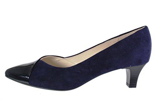 Escarpins Bleu 41875 foncé 862 Kaiser femme pour Peter nBw6Rqxq