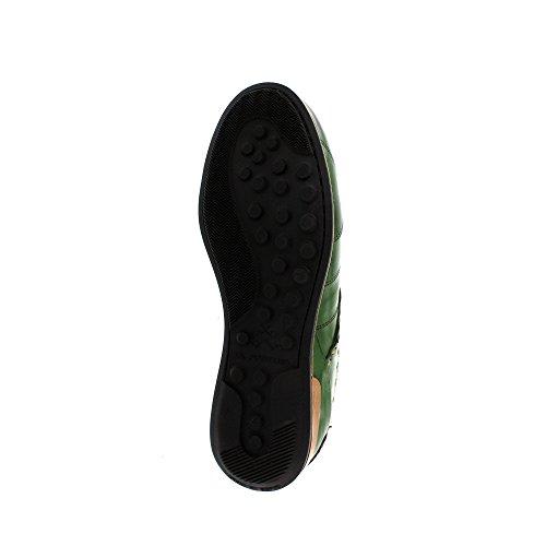 Martina Sneaker L5040106 - Avocado Grã¼n Leer (leer Avocado)