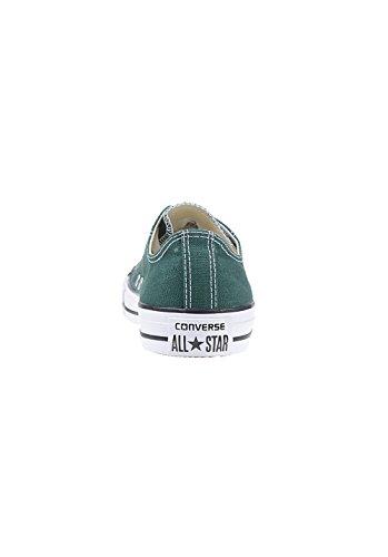 Converse - Zapatillas de cuero unisex Green Vert