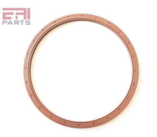 Oil Seal 240X270X15 Viton Oil Seal Grease Seal TC | EAI Rubber Double Lip w/Garter Spring 240mmx270mmx15mm | 9.449''x10.630''x0.591'' by EAI (Image #1)