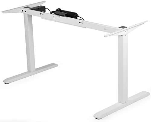Cheap VIVO Electric Stand Up Desk Frame Workstation home office desk for sale