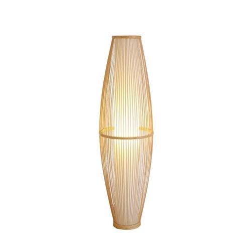 Lámpara de pie- ⛔LDD Lámparas japonesas simples Vertical de ...