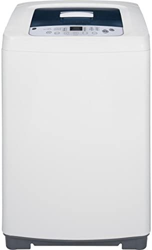 GE WSLP1500HWW 2.6 Cu. Ft. White Portable Top Load Washer