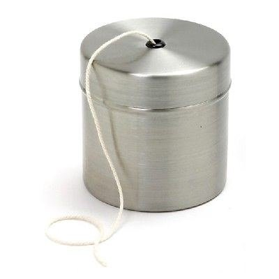 Stainless Steel Holder & Butchers Cotton Twine String Meat Trussing #941 - Trussing Tool