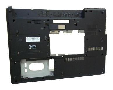 HP 596053-001 CPU base enclosure (chassis bottom) - Includes Smart Card bezel