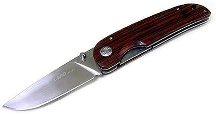 SRM Sanrenmu 9051 EDC Folding Pocket Knife-8Cr14MoV steel blade-G10 handle