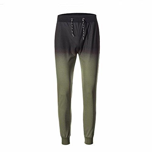 [해외]콜 Mkley 남자의 바느질 트랙 바지 조깅 캐주얼 체육관 졸라 매는 트레이닝 복 / Colmkley Men`s Stitching Track Pants Joggers Casual Gym Drawstring Sweatpants