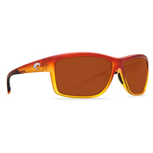 Costa Mag Bay Sunglasses Matte Sunset Fade / Copper - 79 Sunglasses