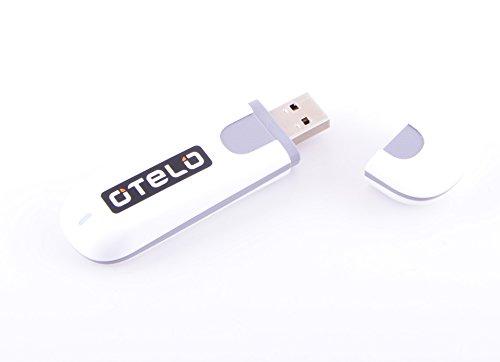 otelo E303 Internet Surfstick - Paket Limited Edition - bis zu 7,2 MBit/s - bis zu 5 GB Datenvolumen pro Monat