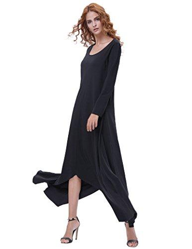 long black gothic dresses - 1