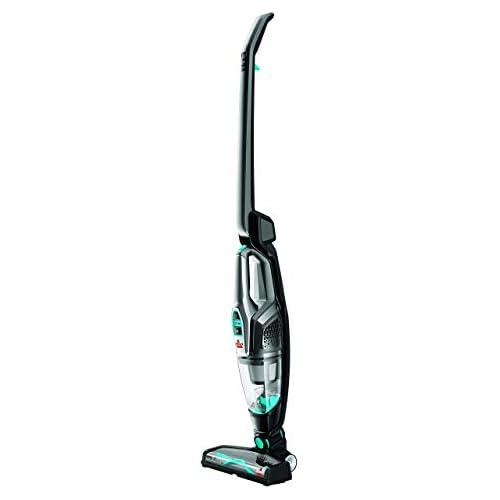 chollos oferta descuentos barato Bissell Multireach Essential Vertical Sin Cable con Aspirador De Mano 68 Decibelios Titanio Azul