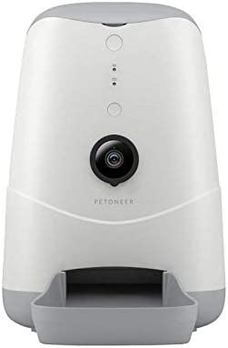 PETONEER Automatic Feeder with Camera